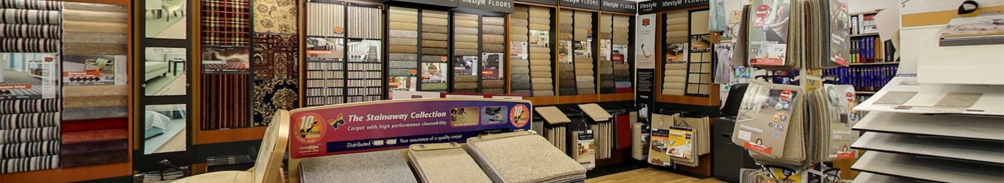 Carpet & Vinyl Showroom